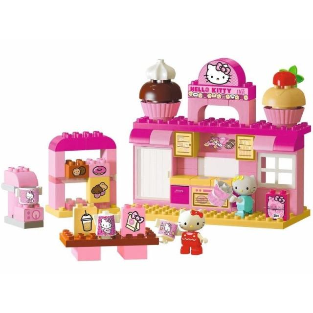 Obrázek produktu PlayBIG Bloxx Hello Kitty pekárna