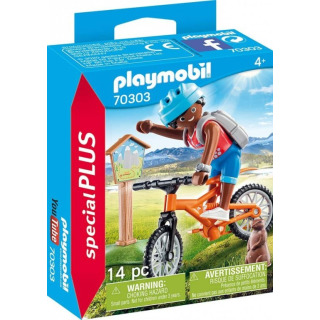 Obrázek 1 produktu Playmobil 70303 Cyklista na horské túře