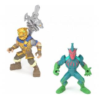 Obrázek 1 produktu Fortnite Battle Royal sada sběratelských figurek Battle Hound a Flytrap, 5 cm