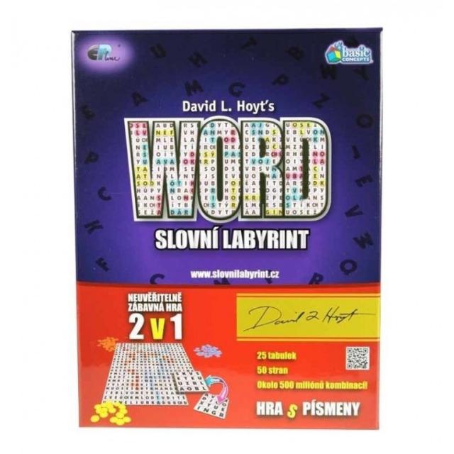 Obrázek produktu Word Slovní Labyrint, Basic concepts