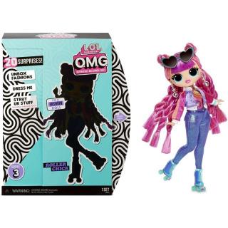 Obrázek 1 produktu MGA L.O.L. SURPRISE Velká ségra OMG - ROLLER CHICK
