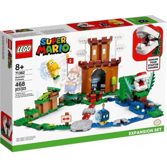 Obrázek produktu LEGO SUPER MARIO 71362 Útok piraňové rostliny – rozšiřující set