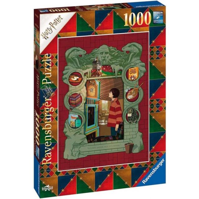 Obrázek produktu Ravensburger 16516 Puzzle Harry Potter Weasley 1000 dílků