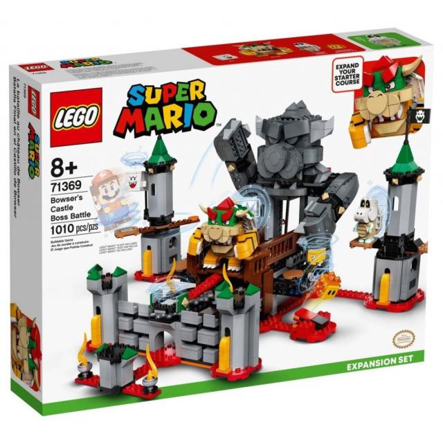 Obrázek produktu LEGO SUPER MARIO 71369 Boj v Bowserově hradu – rozšiřující set