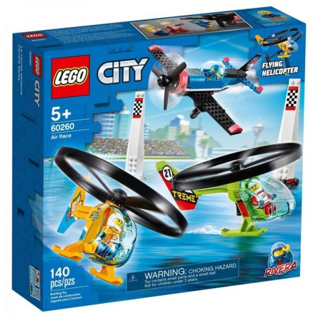 Obrázek produktu LEGO CITY 60260 Závod ve vzduchu