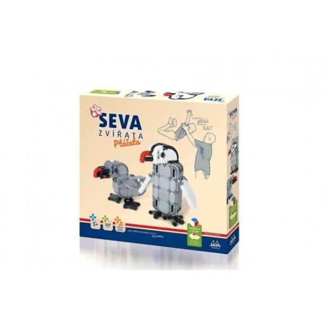 Obrázek produktu SEVA Zvířata ptáčata 347 dílků