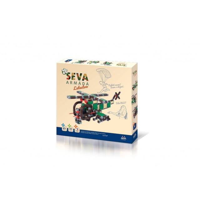 Obrázek produktu SEVA Armáda letectvo 511 dílků