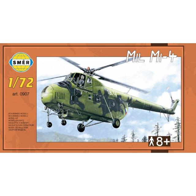 Obrázek produktu Vrtulník Mil Mi-4 1:48, Směr