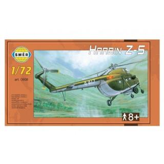Obrázek 1 produktu Vrtulník Harbin Z-5, Směr