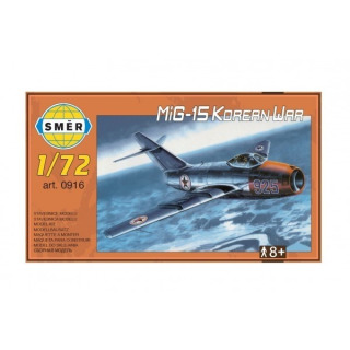 Obrázek 1 produktu MiG-15 Korean War 1:72, Směr