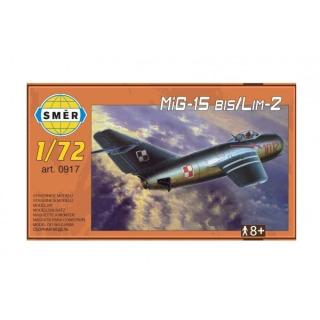 Obrázek 1 produktu MiG-15 bis/Lim-2 1:72, Směr