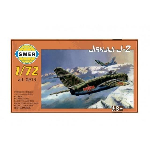 Obrázek produktu Jianjiji J-2 1:72, Směr