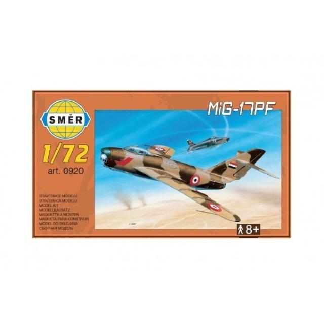 Obrázek produktu MiG-17PF 1:72, Směr