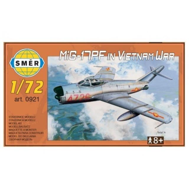 Obrázek produktu MiG-17PF in Vietnam War 1:72, Směr
