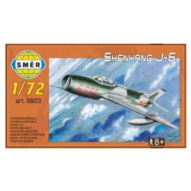 Obrázek produktu Shenyang J-6, Směr