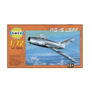 Obrázek 1 produktu MiG-15 USAF 1:72, Směr