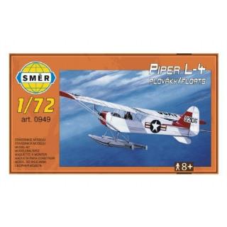 Obrázek 1 produktu Piper L-4 plováky 1:72, Směr
