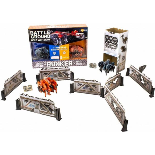 Obrázek produktu HEXBUG Bojové tarantule - Bunker set