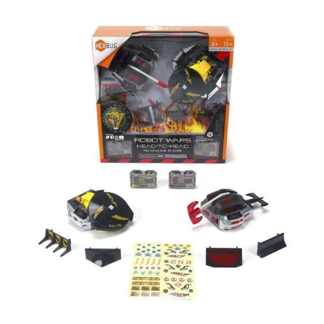 Obrázek produktu HEXBUG Robot Wars Head-to-Head - set 2 ks