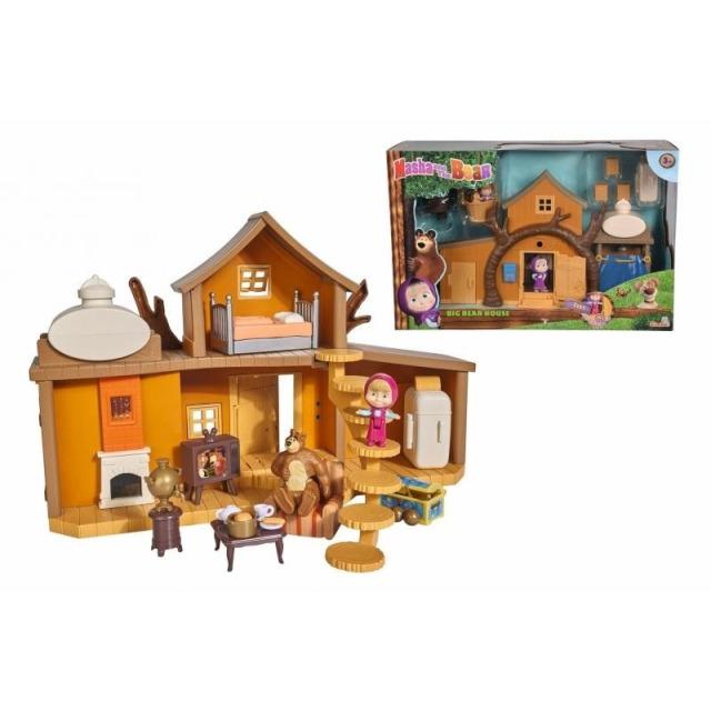 Obrázek produktu Máša a medvěd - Velký dům medvěda