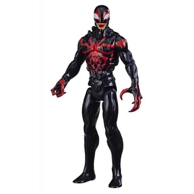 Obrázek produktu Spiderman Titan Hero Figurka Maximum Venom Miles Morales, 30 cm, Hasbro E8729