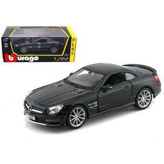 Obrázek 1 produktu Burago Mercedes Benz SL 65 AMG Hardtop černý 1:24