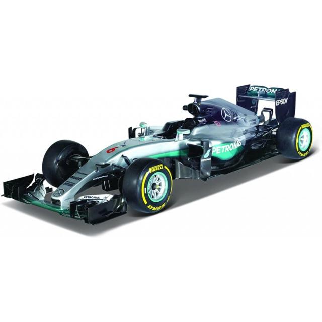 Obrázek produktu Burago Mercedes F1 WO7 Hybrid 1:43