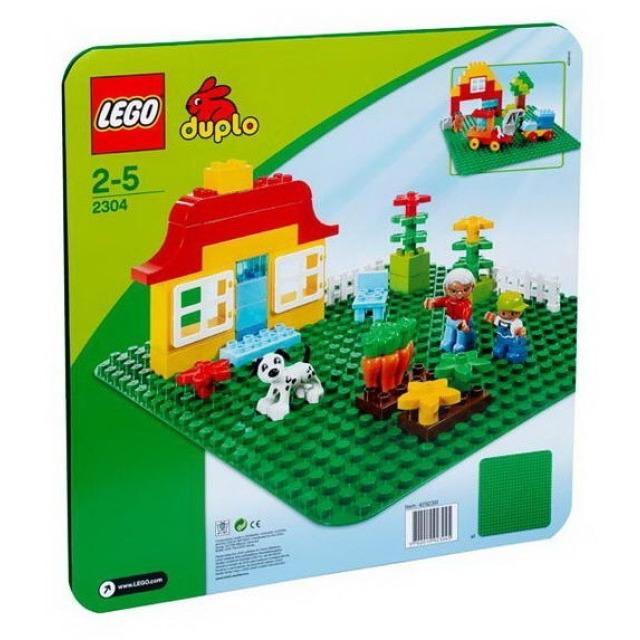 Obrázek produktu LEGO DUPLO 2304 Velká podložka na stavění
