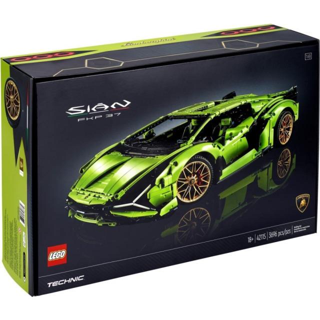 Obrázek produktu LEGO TECHNIC 42115 Lamborghini Sián FKP 37