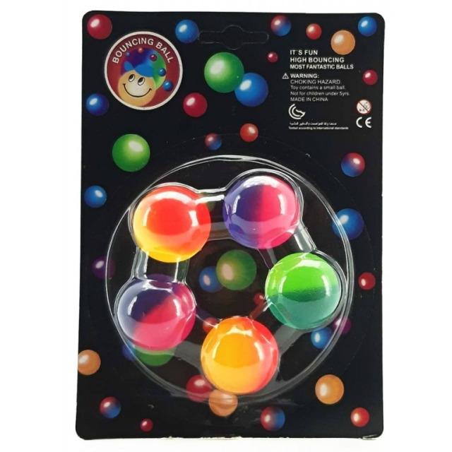 Obrázek produktu Hopík 5 ks neon