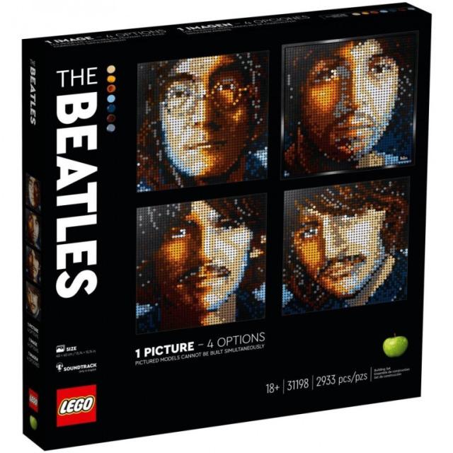 Obrázek produktu LEGO Art 31198 The Beatles