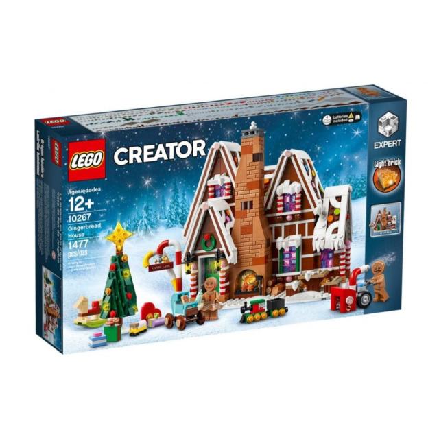 Obrázek produktu LEGO Creator Expert 10267 Perníková chaloupka