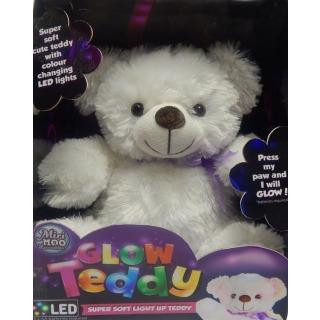 Obrázek 1 produktu Plyšový medvídek svítící Glow Teddy