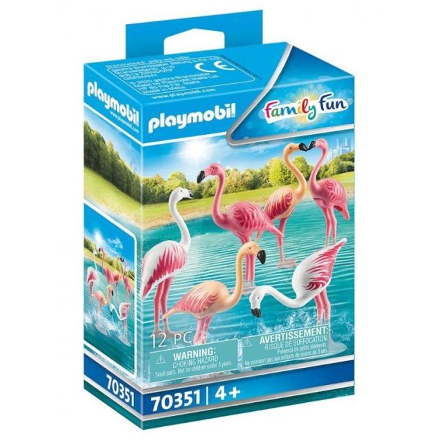 Obrázek produktu Playmobil 70351 Plameňáci