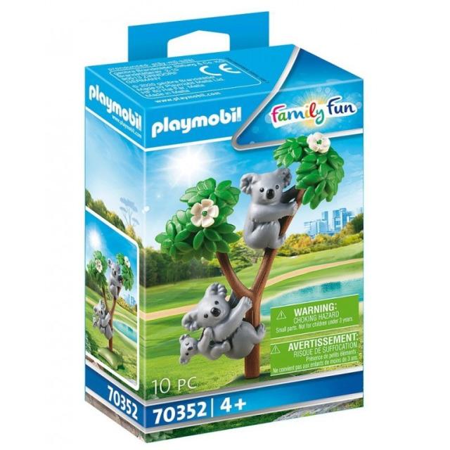 Obrázek produktu Playmobil 70352 Koaly s mládětem