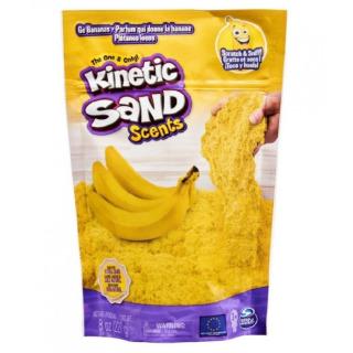 Obrázek 1 produktu Kinetic Sand Kinetický písek voňavý žlutý Bananas 227g