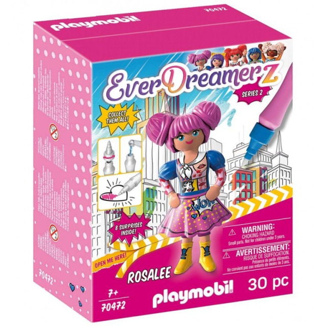 "Obrázek produktu Playmobil 70472 Ever Dreamerz Rosalee ""Comic World"""