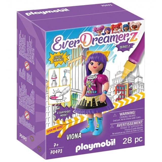 "Obrázek produktu Playmobil 70473 Ever Dreamerz Viona ""Comic World"""