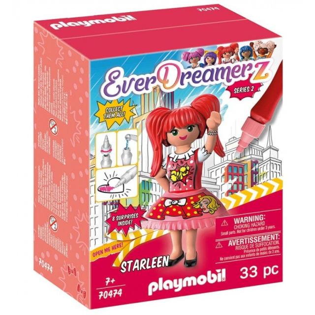 "Obrázek produktu Playmobil 70474 Ever Dreamerz Starleen ""Comic World"""