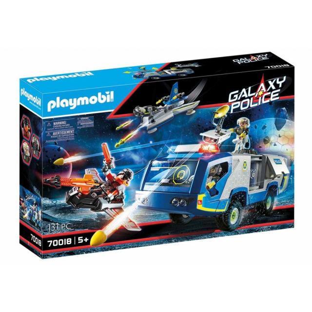 Obrázek produktu Playmobil 70018 Vesmírná policie - Náklaďák