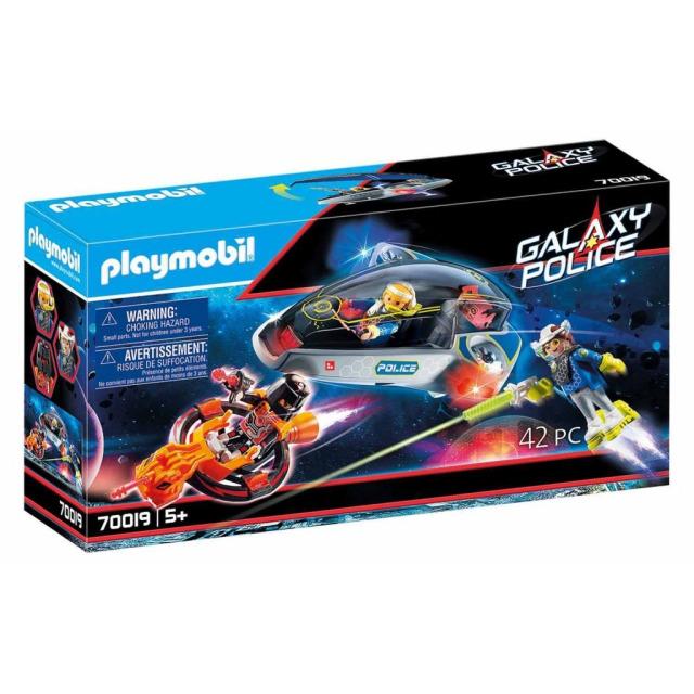 Obrázek produktu Playmobil 70019 Vesmírná policie - Kluzák