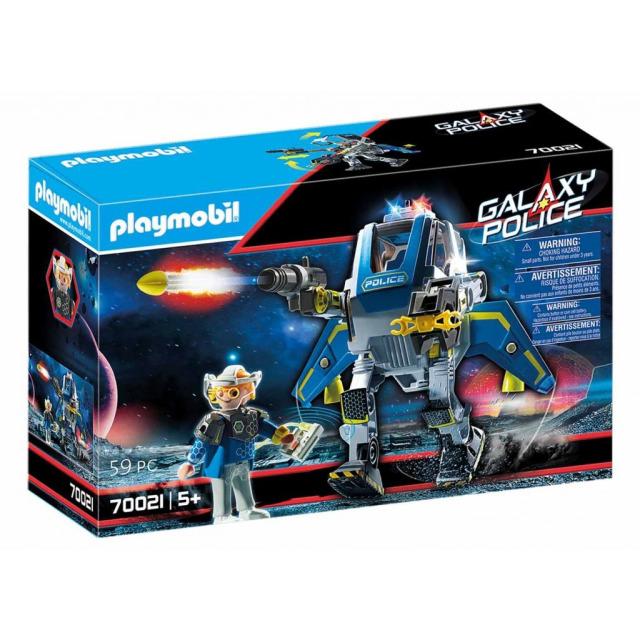Obrázek produktu Playmobil 70021 Vesmírná policie - Robot