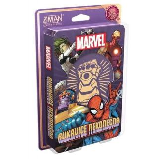 Obrázek 1 produktu MARVEL Rukavice nekonečna, karetní hra