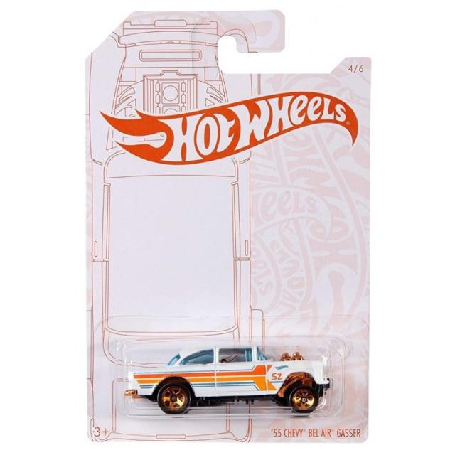 Obrázek produktu Hot Wheels '55 Chevy Bel Air Gasser, Mattel GJW51