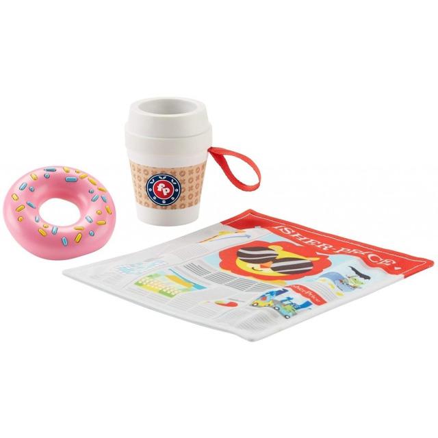 Obrázek produktu Fisher Price Snídaňový set, Mattel FGH85