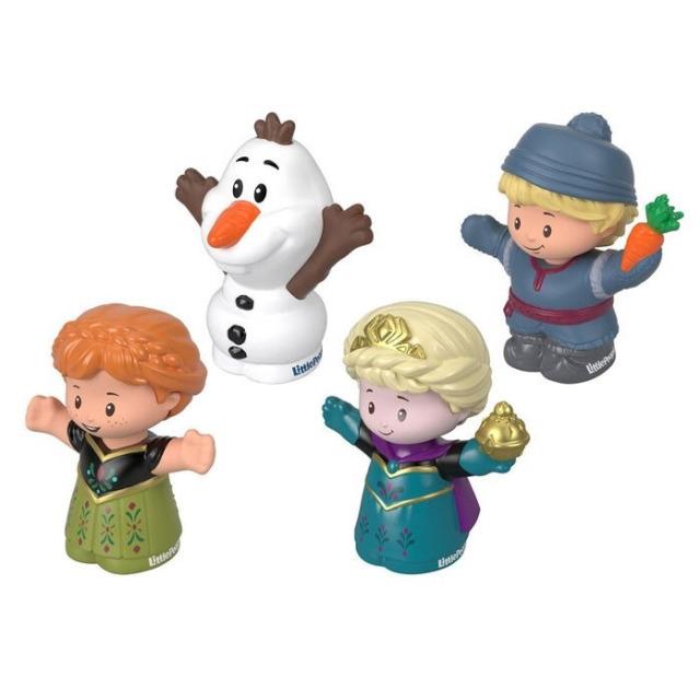 Obrázek produktu Fisher Price Little People Disney Frozen Elsa a její kamarádi, Mattel GMJ13