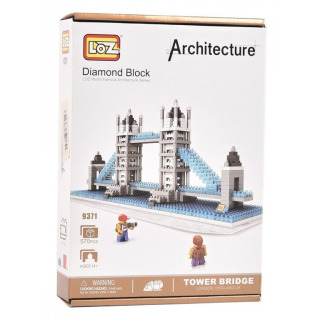 Obrázek 1 produktu Architecture Stavebnice Tower Bridge