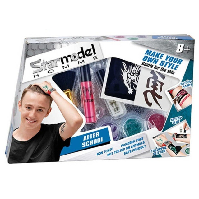 Obrázek produktu Star Model Tetování pro kluky