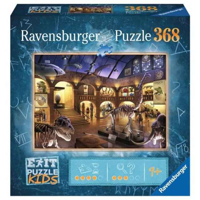 Obrázek produktu Ravensburger 12925 Exit Puzzle: Noc v muzeu 368 dílků