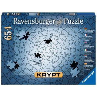Obrázek 1 produktu Ravensburger 15964 Puzzle Krypt Silver, 654 dílků